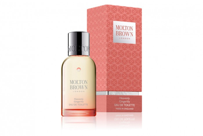 Heavenly Gingerlilly, Molton Brown