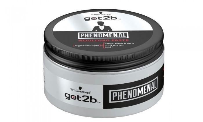 PhenoMENal Moulding Paste, got2be Schwarzkopf