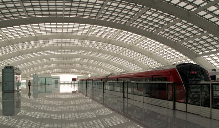 Nya Beijing International Airport