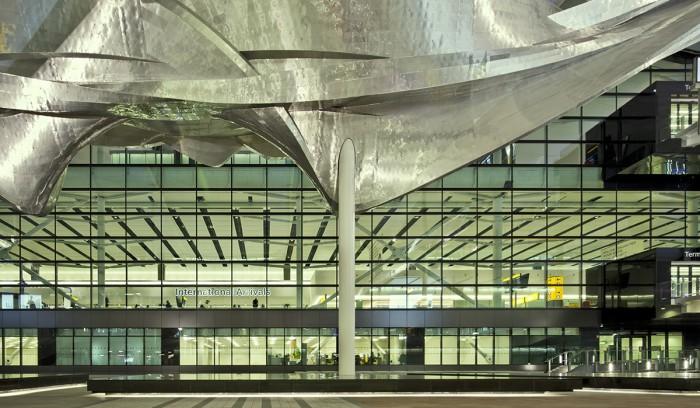 Heathrow Terminal 2, London