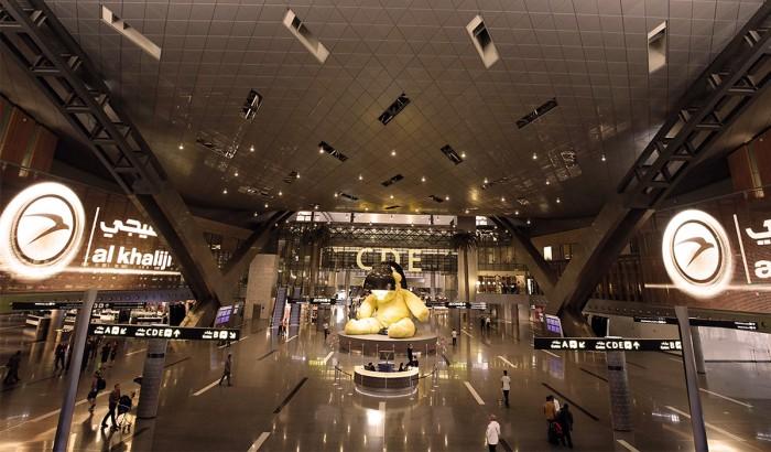 Hamad Interantional Airport, Doha