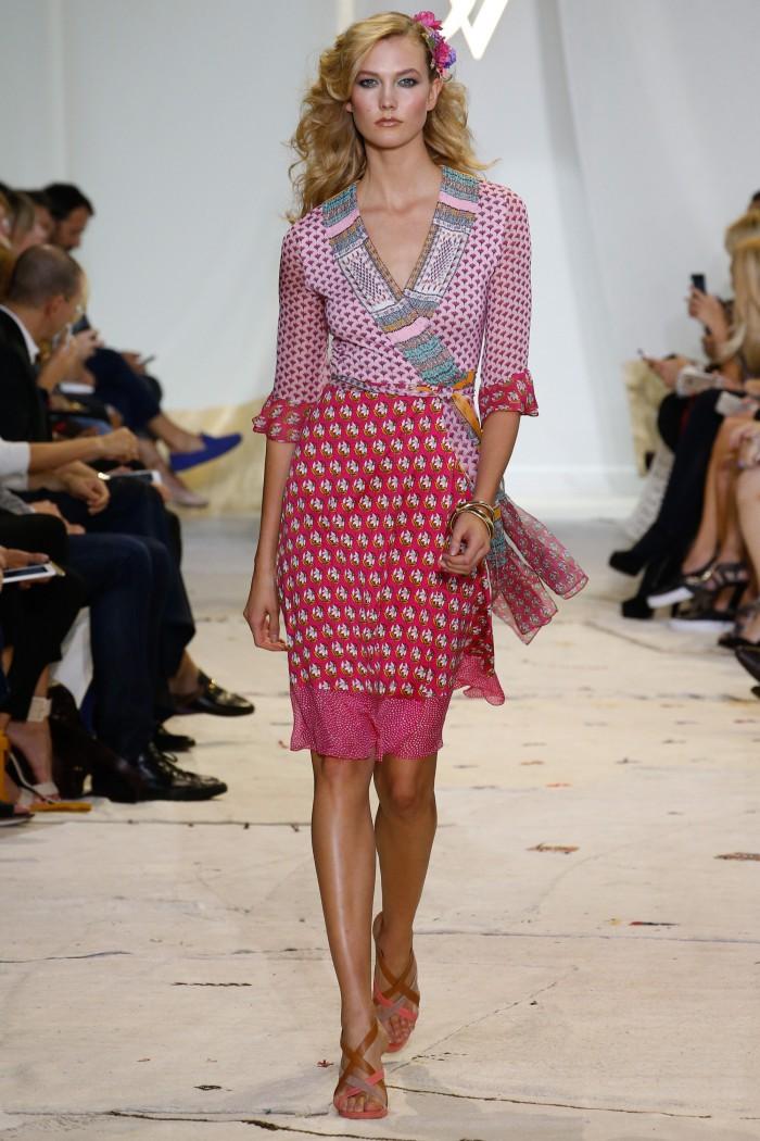 Diane von Furstenberg Ready-to-wear spring/summer 2016
