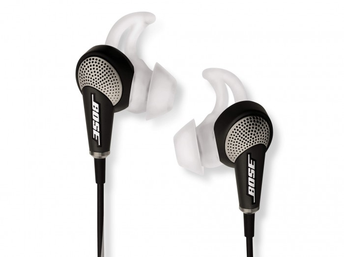 Quiet Comfort 20 in-ears från Bose.