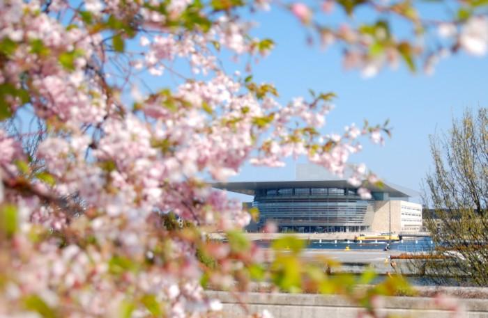 Köpenhamns världsberömda Opera är ritad av Henning Larsen.